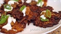 Whole Foods Midwest Holiday Videos 2010 : Potato Latkes