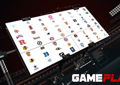 GamePlan iPad App Marketing Video