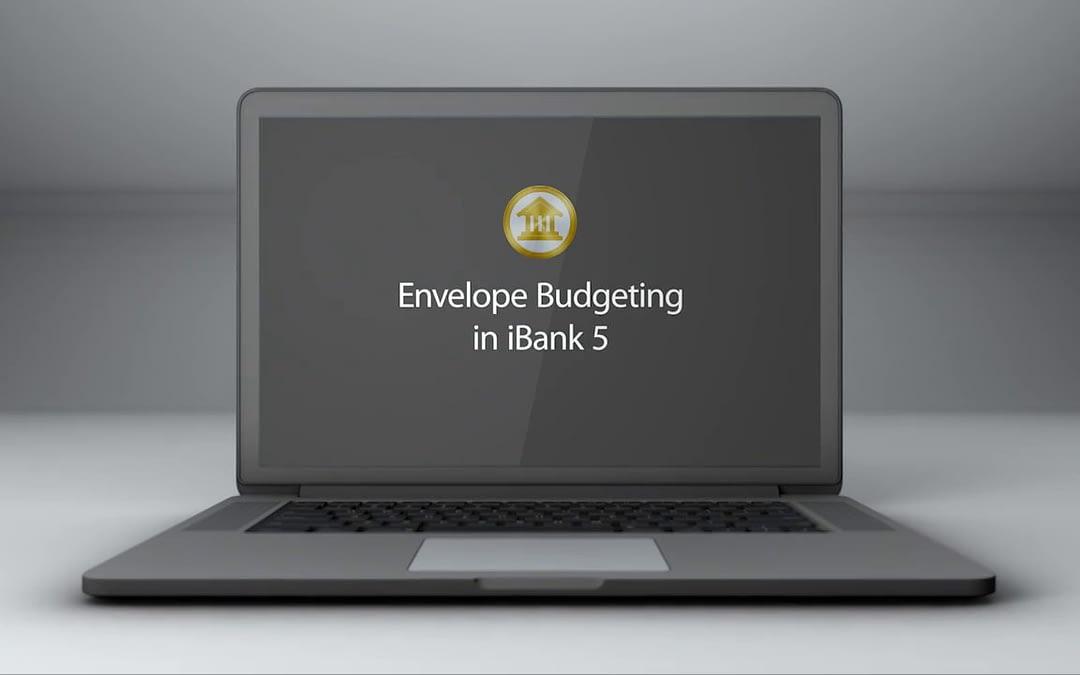 Envelope Budgeting in iBank 5 Screencast Tutorial Video