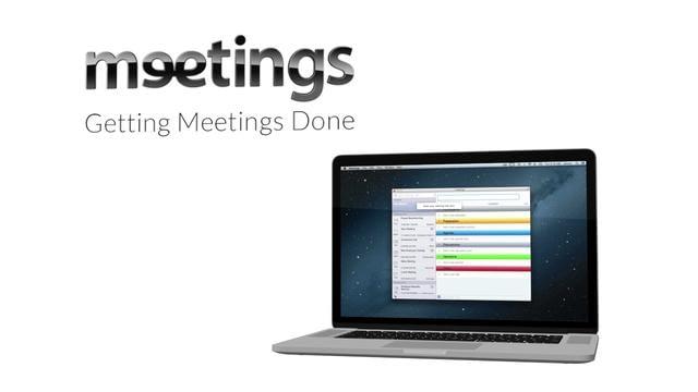 Meetings for Mac Promo Video