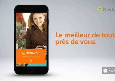 YP Shopwise iOS Video / French Version