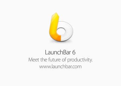LaunchBar 6 App Demo Video