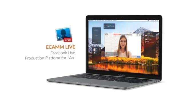 Ecamm Live App Demo Video – Portfolio Retrospective