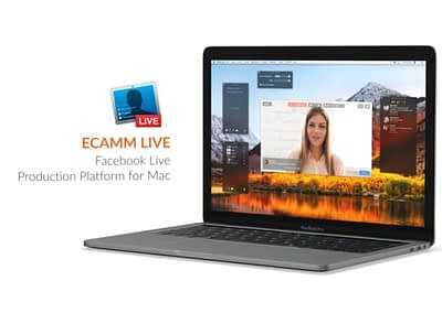 ecamm live Mac App Demo Video