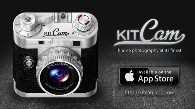 KitCam iOS App Demo Video – Portfolio Retrospective