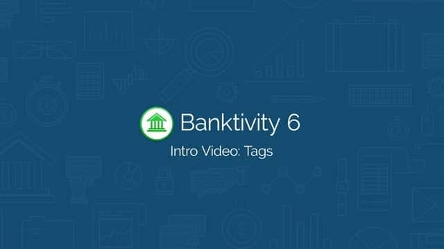 Banktivity 6 Tags Screencast Tutorial Video